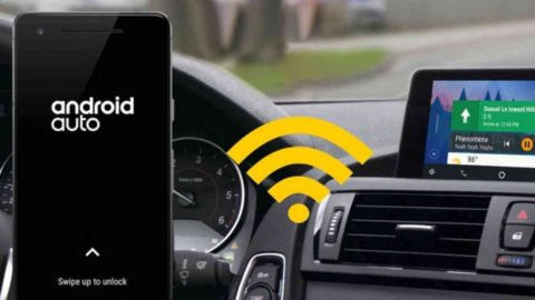 Android Auto inalámbrico ya está disponible en España